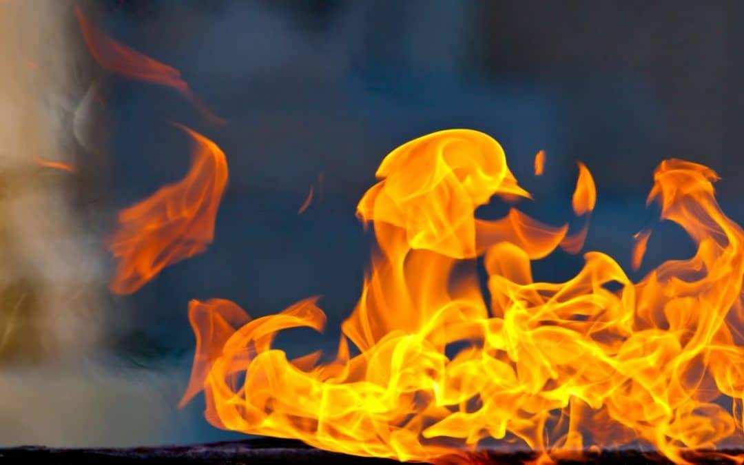 Ryzyko ognia podlupą ubezpieczycieli
